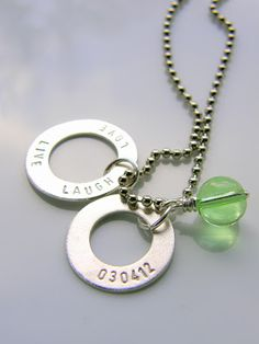 Siver necklace