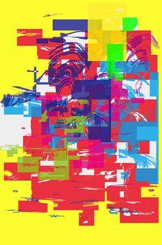 Light & Color Experimental on Behance