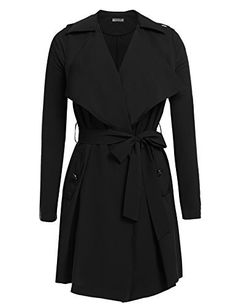 New Trending Formal Dresses: ACEVOG Women Duster Casual Wrap Belted Long Sleeve Lightweight Winter Coat. ACEVOG Women Duster Casual Wrap Belted Long Sleeve Lightweight Winter Coat  Special Offer: $27.99  477 Reviews Please check your measurements to make sure the item fits before ordering. Use similar clothing to compare with the clothing size. Size...