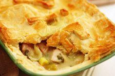 Hairy Bikers' Shropshire Fidget Pie | Ham and apple pie recipe recipe - goodtoknow