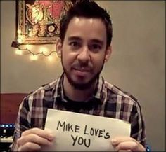 ...my, my, my... where did you learn how to spell, mr shinoda?