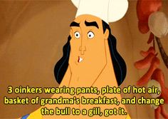"""It's Time We Recognize """"The Emperor's New Groove"""" As The Best Disney Movie Ever"""
