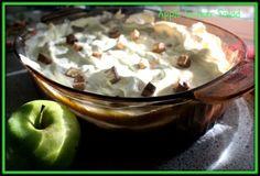 Fall Recipe: Apple Snicker Salad - Minnesota Girl in the World