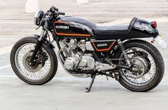 Suzuki GS500E. I bought a used one in 1983, I was a broke LSU student who couldn't afford a car.