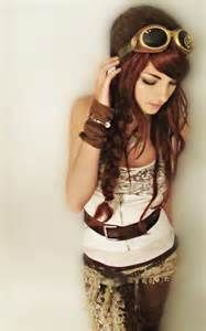 Image detail for -Steampunk Red | Urban Hairstyle