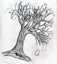 tree of knowledge -tattoo idea by ~allisonjessica on deviantART