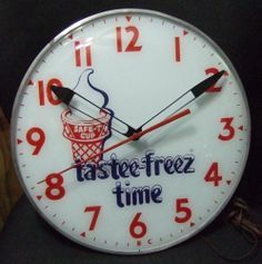 Tastee-Freez Time