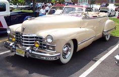 Cadillac Series 62 conv