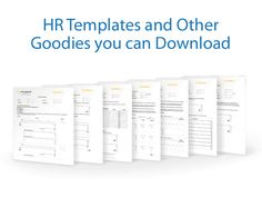 Gearing up for your next employee review cycle? Here's a concise list of some of the helpful HR forms, templates and other goodies available for you to download for free from the Halogen site. #TalentManagement