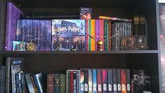 Bookshelf tour parte 1 e 2