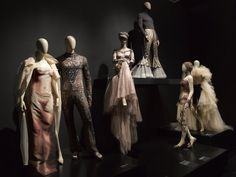 "Brooklyn Museum: Judith Thurman on Jean Paul Gaultier's ""appropriately delirious"" retrospective, ""From the Sidewalk to the Catwalk"""
