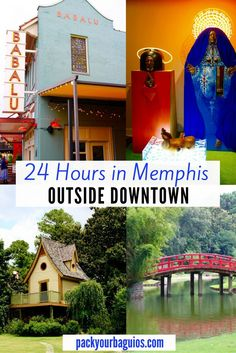 Learn a fun-packed itinerary in the area east of downtown Memphis. Spots include the zoo, an art museum, and the botanic garden.