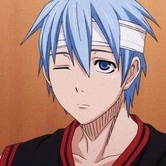 Kuroko Tetsuya😍 Kuroko no Basket Kuroko No Basket Characters, Anime Characters, Anime Guys, Manga Anime, Anime Art, Aomine Kuroko, Jiraiya Y Naruto, Otaku, Akakuro