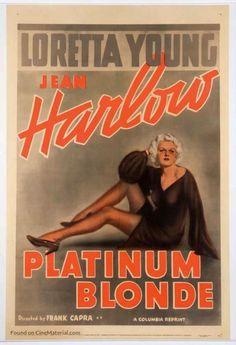 Platinum+Blonde+movie+poster