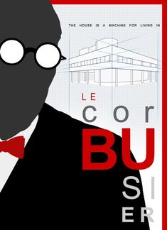 Le #Corbusier - The House is a machine for living in - www.bauhaus-movement.com