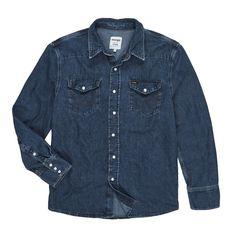 The 11 Choicest Menswear Picks to Scoop This Week Denim Button Up, Button Up Shirts, American Crew, Line S, Levi Strauss, Work Shirts, Bob Marley, Denim Shirt, Tshirts Online