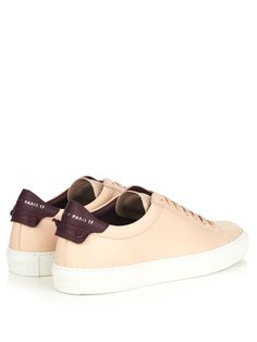 Urban Street low-top leather trainers | Givenchy | MATCHESFASHION.COM UK