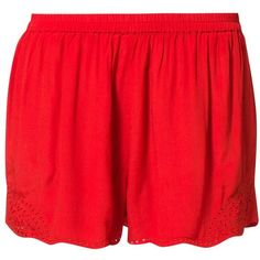Pyrus UTOPIA Shorts ($175) ❤ liked on Polyvore