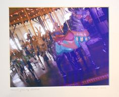 A digital photo from Santa Monica and the carousel by dahurst555, $25.00