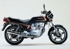 Honda CB250N Super Halk