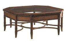 Landara Marianas Cocktail Table by Tommy Bahama Home at Baer's Furniture