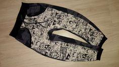 Hosen - Baggy / Checker Hose - ein Designerstück von Eniju bei DaWanda