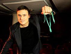 Miło nam poinformować, że akcję Zielona Sznurówka wspiera także Mateusz Damięcki ;)