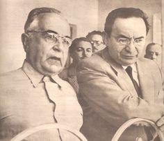 Getúlio Vargas e Café Filho
