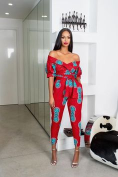 Rock the Latest Ankara Jumpsuit Styles these ankara jumpsuit styles and designs are the classiest in the fashion world today. try these Latest Ankara Jumpsuit Styles 2018 African Fashion Ankara, African Inspired Fashion, Latest African Fashion Dresses, African Dresses For Women, African Print Dresses, African Print Fashion, Africa Fashion, African Attire, African Wear
