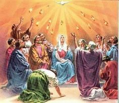 espiritu santo benedicto XVI enciclicas oraciones exhortaciones apostolicas krouillong comunion en la mano es sacrilegio stop communion in the hand