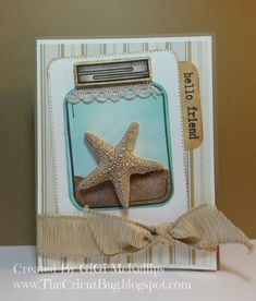 My Craft Spot: Sneak Peek Day #1 - Jar Basics - Metal dies and Stamps!!