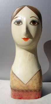 Would be cool to recreate gemma taccogna style heads for display