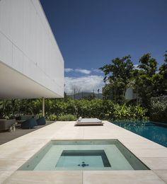 Elegant Studio Mk27   Marcio Kogan, Fernando Guerra / FG+SG · White House   Pools    House Design, Minimalist House Design, Modern House Design