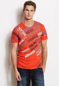 Camiseta Armani Exchange AX1482