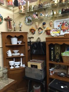 Antique and collectible treasures
