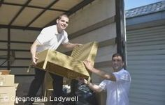 Removals Services in Ladywell