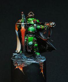 Salamander's Commander