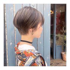 Short Hair Cuts, Short Hair Styles, Instagram, Fashion, Hair, Haircuts, Short Hair, Artist, Bob Styles