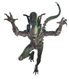 """Alien"" - now that we have Prometheus, we know a little more of their story, though it conflicts with AVP. Still, a good monster ~:^]> Predator Movie, Alien Vs Predator, Sci Fi Movies, Horror Movies, Jon Ronson, Aliens Movie, Tyranids, Cool Monsters, First Humans"