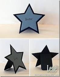 Billedresultat for bordkort Birthday Parties, Happy Birthday, Hollywood Party, Deco Table, Holidays And Events, Cardmaking, Diy And Crafts, Place Cards, Table Decorations