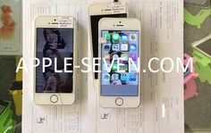 iPhone 5S LCD garis-garis dan touchscreen pecah atas nama Ibu Linda | Apple…