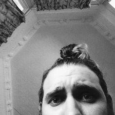 I don't know why, but I enjoy spilling my emotions all over social media. My Emotions, Top Knot, Halloween Face Makeup, Sad, Social Media, Instagram Posts, Artwork, Work Of Art, Auguste Rodin Artwork