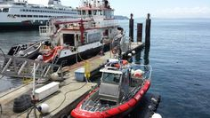 Seattle Fire Department Fire & Rescue Boats