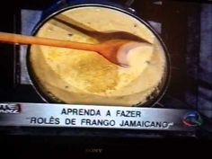 Frango Jamaicano Álvaro Rodrigues Note e Anote