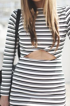 The Parisian Stripes
