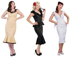 50's fashion | Most Wanted: 50's Style Fashion from Stop Staring - Fashion Police
