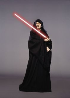 *EMPEROR PALPATINE (Ian McDiarmid) ~ Star Wars: Episode III - Revenge of the Sith (2005)