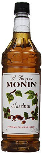 Best price on Monin Flavored Syrup, Hazelnut, 33.8-Ounce Plastic Bottles (Pack of 4) // See details here: http://smartgrocerytrade.com/product/monin-flavored-syrup-hazelnut-33-8-ounce-plastic-bottles-pack-of-4/ // Truly a bargain for the inexpensive Monin Flavored Syrup, Hazelnut, 33.8-Ounce Plastic Bottles (Pack of 4) // Check out at this low cost item, read buyers' comments on Monin Flavored Syrup, Hazelnut, 33.8-Ounce Plastic Bottles (Pack of 4), and buy it online not thinking twice…