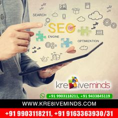 #SEARCH #ENGINE #OPTIMIZATION [SEO] For more details log on to www.kre8iveminds.com