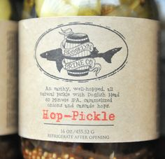 Dogfish Head Unveils Beer-Centric Foods to Pair With Food-Centric Beers